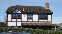 Replica Wood oak mock tudor beams