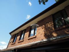 UPVC fascia soffit and guttering installation in Nottingham