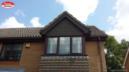New fascias soffits guttering