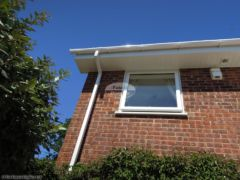 Replace fascia soffit and guttering on a property in Long Eaton