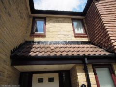 Replace old wooden fascias with new UPVC in Rosewood