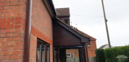 guttering fascias and soffits Lincoln