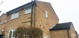 fascias soffits guttering replacement near Lincoln