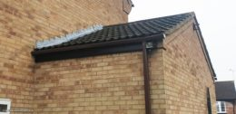 fascias soffits gutters full replacement Lincoln