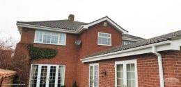 full fascias soffits guttering replacement