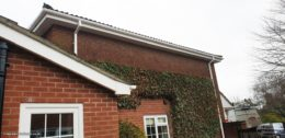 replace fascias soffits guttering with upvc Lincoln
